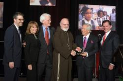 Kraft honored by Inner-City Scholarship Fund