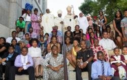 Nigerian Catholic Community celebrates 25th year