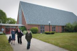 Cardinal calls for end to vigil at former Scituate parish
