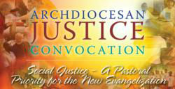 Convocation to explore 'pastoral priority' of social justice
