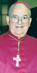 Family and friends remember Bishop John Boles