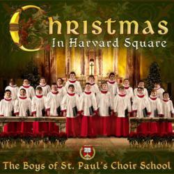 St. Paul's Choir School celebrates release of Christmas CD