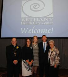 Leone honored by Bethany Health Care