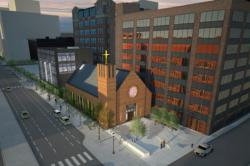 New Seaport chapel 'will embrace the history of generations'