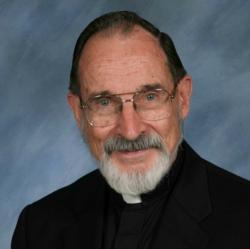Father Albert Stankard granted senior priest status