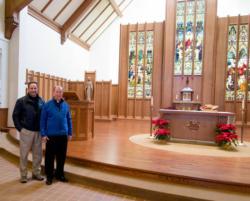 New look at Milton parish