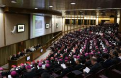 Despite challenges, parishes respond to synod lineamenta