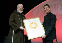 Jesuits honor Cardinal O'Malley at annual gala