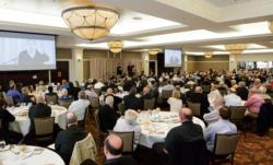 Father Barron inspires priests at annual convocation