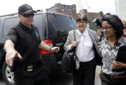 Sister Prejean tells Boston jury Tsarnaev told her of regret for victims