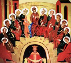Pentecost -- The birthday of the Church