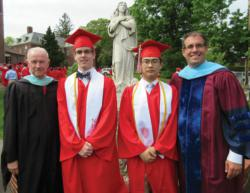 Class of 2015 Catholic high school commencements