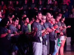 Youth celebrate faith at Steubenville East Conference