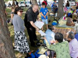 Collaborative takes evangelization to the streets
