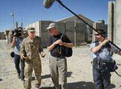 Boston Army chaplain featured in upcoming PBS documentary