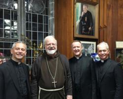 From Cardinal Seán's blog