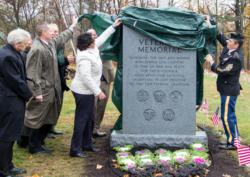 New Salem monument honors those who served