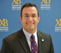 Conca named principal of Xaverian Brothers High