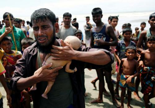 20170914T0926-11454-CNS-MYANMAR-ROHINGYA_800 - ROHINGYA, 'the world's most persecuted minority' - World Daily News