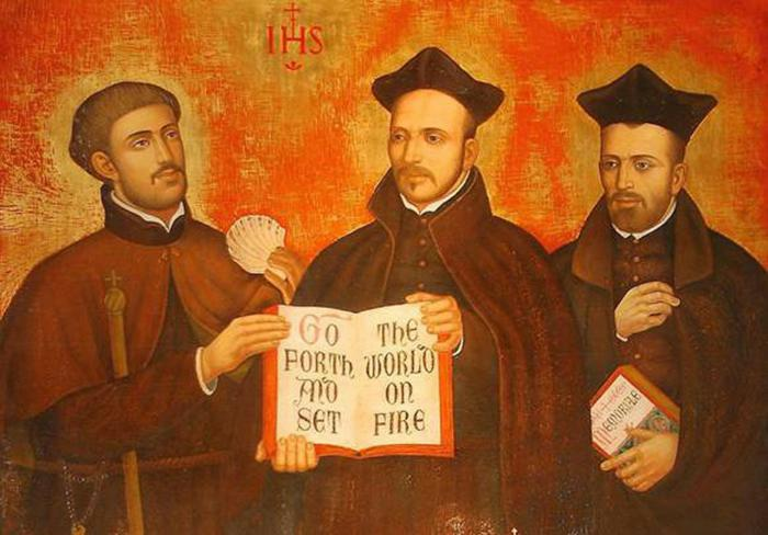 The Society of Jesus -- The Jesuits. Published 12/18/2015. Local.