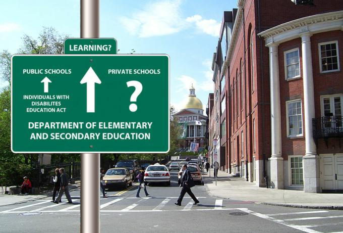 Feds Allocate Millions For Special Ed >> Echoes Shortchanging Catholic School Students On Special Education